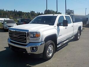 2015 GMC Sierra 2500HD SLE Crew Cab Long Box 4WD