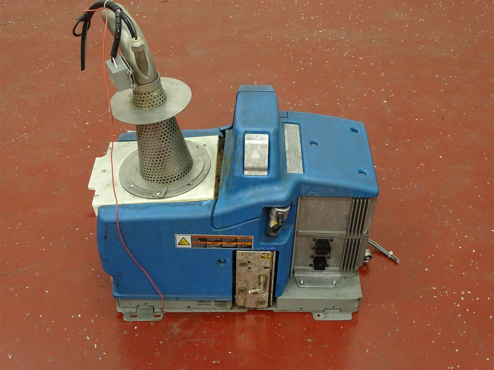 Nordson Problue 7 1022232A Hot Melt Applicator Machine w/ Rechner R1C/L25010