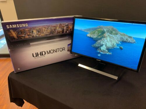 "Samsung 28"" U28E590D 4K (3840x2160) resolution UHD Computer Monitor  - free ship"