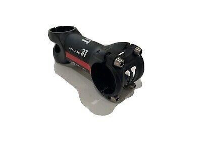 3T ARX II Team Road Stem Titanium 110mm 31.8mm 1-1//8th 6 Deg NEW SRP £79.99