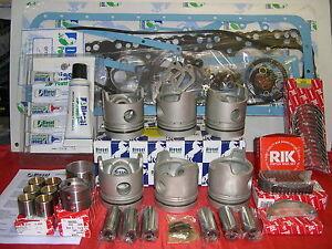NISSAN PATROL TD42T  TURBO  DIESEL PREMIUM  ENGINE  REBUILD KIT  APRIL 2000 ON