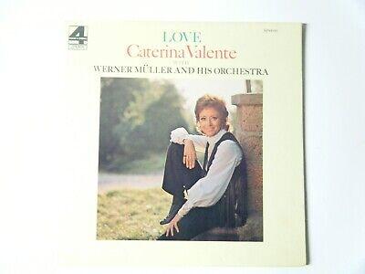 Caterina Valente/Werner Muller - Love - London SP44181 - EX