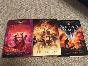 The Kane Chronicles