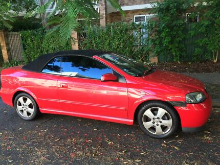 2005 Holden Astra Convertible