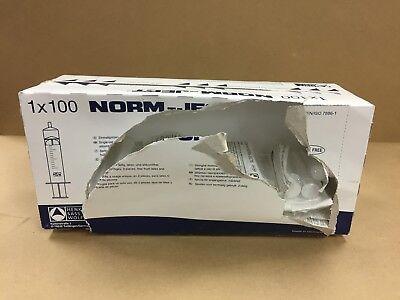 Sigma-aldrich Luer Lock Syringe Pppe Wo Needle 20ml 24ml Z248037-1pak Lot 40