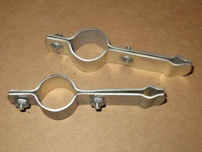 NOS vintage Wald basket straps / braces / clamps bicycle bike part schwinn +