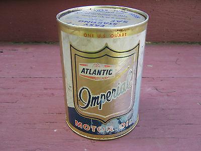 Imperial Atlantic Full 1 Quart Can of Motor Oil