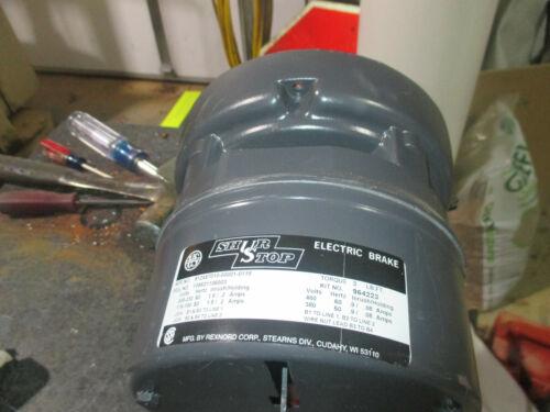 Rexnord Corp. Shur Stop electric brake Model 3105631106003