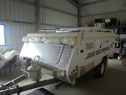 Jayco Outback Hawk Camper The Range Rockhampton City Preview