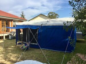 Great  Family Camper Trailer Page Belconnen Area Preview
