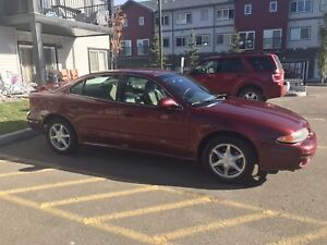 Urgent! Oldsmobile alero for sale