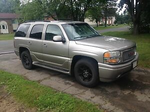 2002 GMC Yukon Denali SUV -- As Is -- $4000 -- OBO