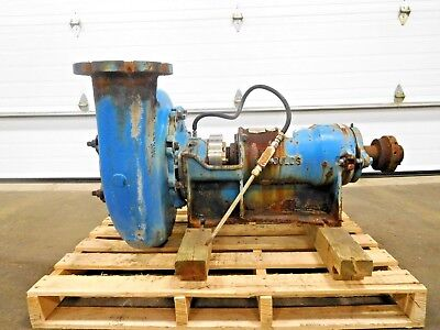 Mo-2425 Goulds Jc.4j. 6x6-14 Slurry Pump. 1600 Gpm. 1750 Rpm. 132 Ft Hd.