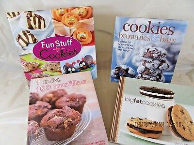 635.  Cookies Brownies & Bars, Big Fat, Fun Stuff, 1 Mix 100 Muffins Cookbook](Fun Bar Stuff)