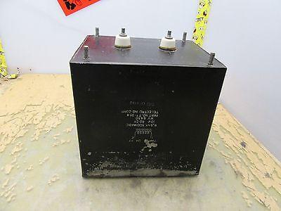 Telectro Tt-354 8.8h Filter Choke 500madc 6430wv 60hz 10-a.75