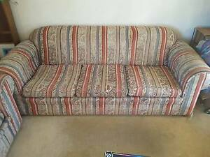 3 seater lounge - Preloved. Comfy North Curl Curl Manly Area Preview