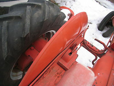 Allis Chalmers Tractor Fender C Ca Rc