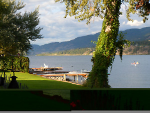 Lakefront Condo on Woods Lake in Lake Country, B.C.
