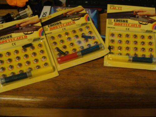 (2) Edison Montecarlo Refill Packs