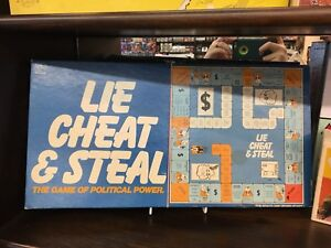 Lie Cheat And Steal 1976