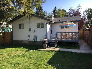 Weekly Cabin Rental in Sylvan Lake - A block to the beach