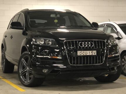 Audi Q7 2009 Rouse Hill The Hills District Preview
