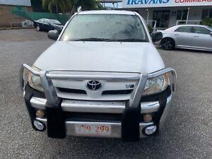 2007 Toyota Hilux SR5 (4x4) Winnellie Darwin City Preview