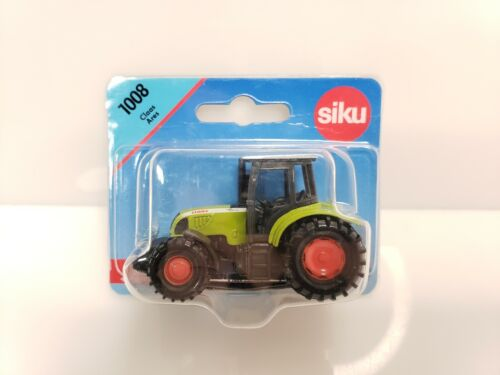 Siku 1008 Claas Ares Tractor Green 1/64