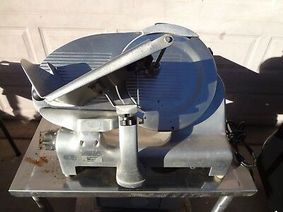 Berkel 808 Meat Cheese Deli Slicer. Comes With Sharpener.