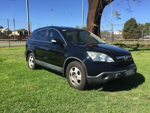 2007 HONDA CR-V 4X4 AUTOMATIC SUV $6999 ( ONLY 146 060 KMS )