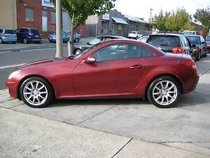 2006 Mercedes-Benz SLK280 Convertible V6 AUTO 68,000 KLMS AS NEW Heidelberg Heights Banyule Area Preview