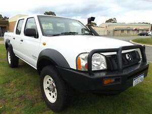 2006 NISSAN NAVARA D22 (MAUAL) $6999 *FREE 1 YEAR WARRANTY!* Maddington Gosnells Area Preview