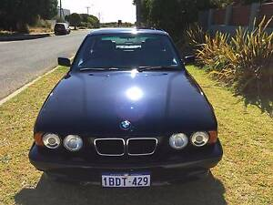 1994 BMW 5 Sedan Mullaloo Joondalup Area Preview