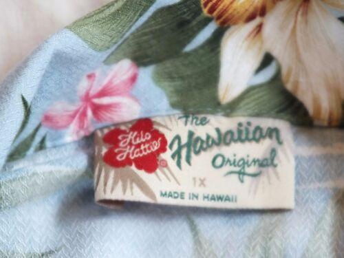 Vintage Hawaiian shirt 70-80