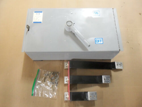WESTINGHOUSE CH FDPW FDPW365R 400 AMP 600V FUSED PANELBOARD SWITCH HARDWARE FLAW