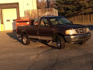 2000 f-150 4.2l v6 4x4 trade for another vehicle!