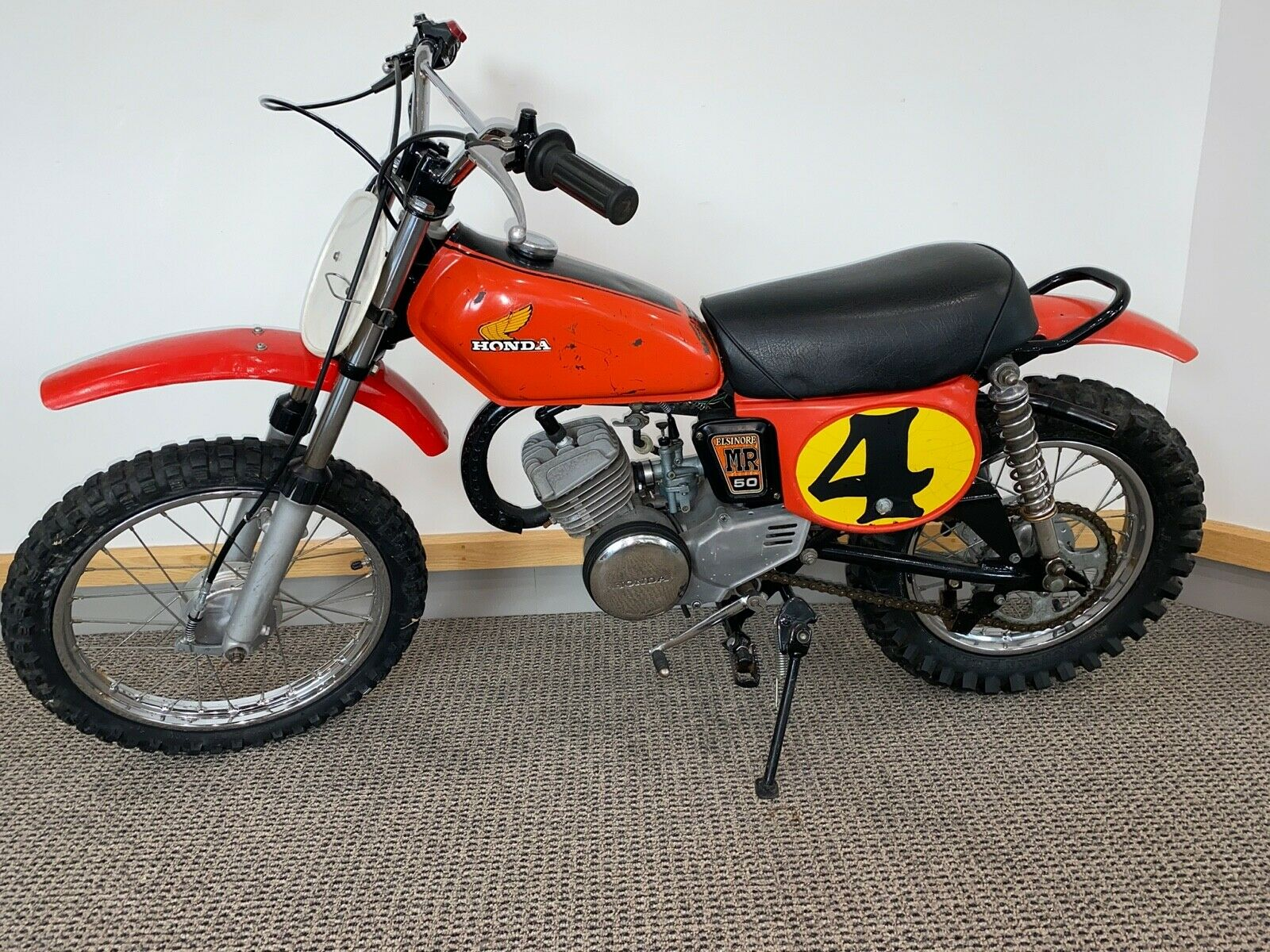 Picture of A 1974 Honda CR 50