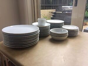White Arzberg crockery for sale Cammeray North Sydney Area Preview