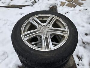 Pneus d'hiver Winter Tires Goodyear Nordic