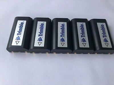 New 5pcs -trimble 2600mah Battery For Trimble 5700 5800 R7 R8 Gps Battery
