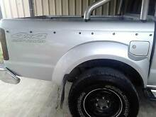 D22 Nissan Navara Style Side Tray with Lights Jimboomba Logan Area Preview