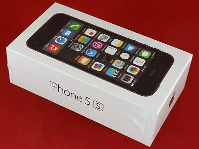 *NEW SEALED BOX!* APPLE iPhone 5S GRAY 16GB, VERIZON AT&T, UNLOCKED! + WARRANTY!