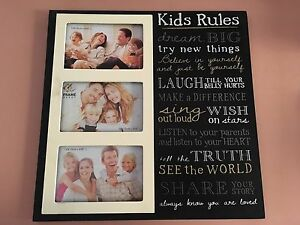 Arty children's picture frame. Cranebrook Penrith Area Preview