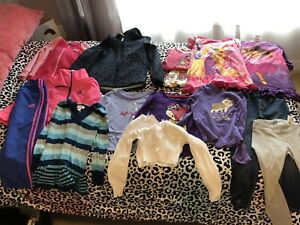 Small lot girls clothes size 4/4t