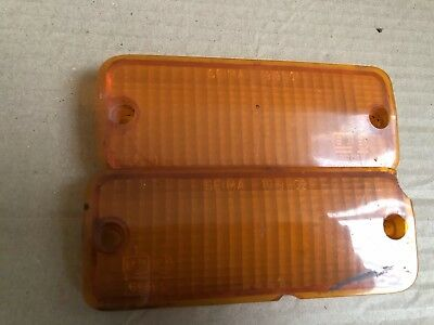 Ford Cortina MK4 Left hand front indicator lens NEW 16F
