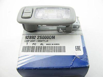 New OEM Sun Visor Vanity Light Lamp Left Driver For 2010-15 Tucson 928922S000OM