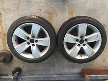 Bf xr6 wheels Boondall Brisbane North East Preview