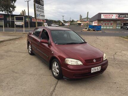 Holden Astra Cd, Automatic, Alloys, Very Clean, $2999