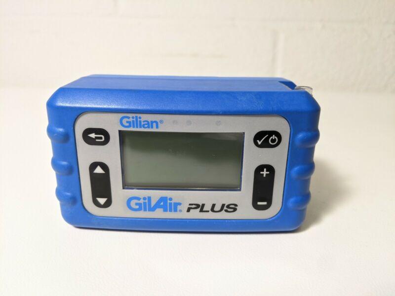 GilAir Plus Air Sampling Pump STP, Gilian PN 610-0901-03-R (No charger)