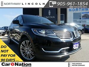 2016 Lincoln MKX Reserve | NAV | 360REAR CAM | PANOROOF | LEATHE
